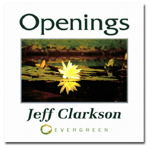 CLARKSON JEFF-OPENINGS CD VG