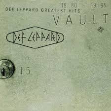 DEF LEPPARD-VAULT: GREATEST HITS 2LP *NEW*