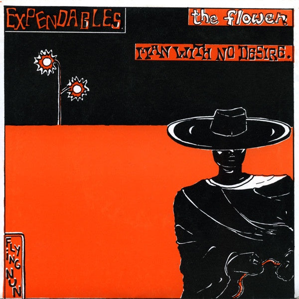 EXPENDABLES-THE FLOWER 7'' SINGLE VG COVER EX