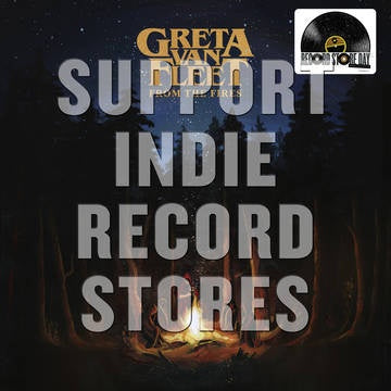 GRETA VAN FLEET-FROM THE FIRES LP *NEW*