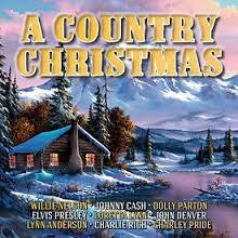 A COUNTRY CHRISTMAS-VARIOUS ARTISTS CD *NEW*