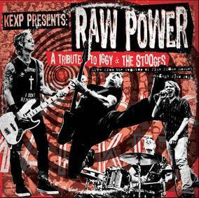 MCCREADY, MCKAGAN, ARM, MARTIN-KEXP PRESENTS: RAW POWER LP *NEW*