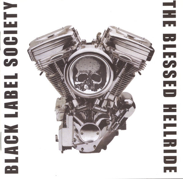 BLACK LABEL SOCIETY-THE BLESSED HELLRIDE 2ND HAND CD G