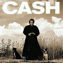 CASH JOHNNY-AMERICAN RECORDINGS LP EX COVER EX