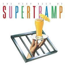 SUPERTRAMP-THE VERY BEST OF CD VG