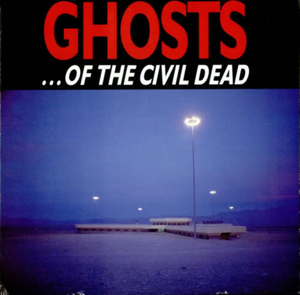 CAVE NICK/ MICK HARVEY/ BLIXA BARGELD-GHOSTS...OF THE CIVIL DEAD LP