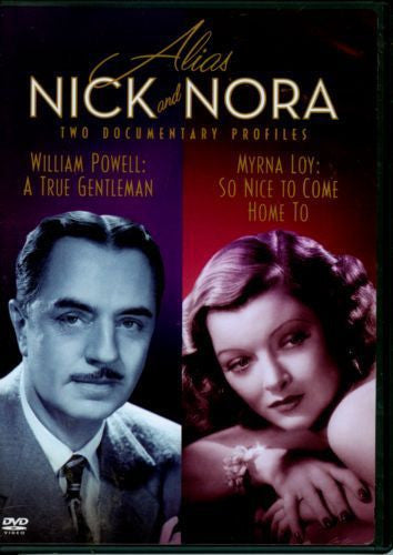 ALIAS NICK AND NORA REGION 2 DVD VG