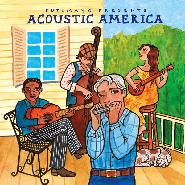 ACOUSTIC AMERICA *NEW*