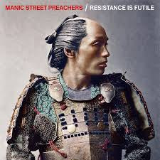 MANIC STREET PREACHERS-RESISTANCE IS FUTILE CD *NEW*