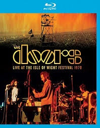 DOORS THE-LIVE AT THE ISLE OF WIGHT FESTIVAL 1970 BLURAY *NEW*