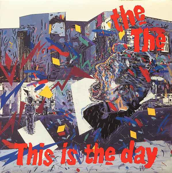 "THE THE-THIS IS THE DAY 7"" VG+ COVER VG"