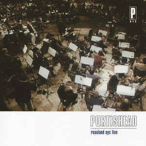 PORTISHEAD-ROSELAND NYC LIVE CD VG