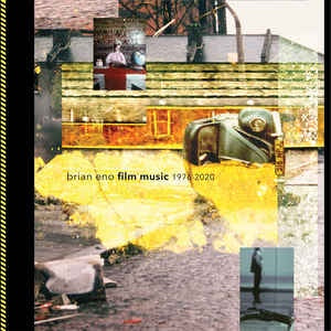 ENO BRIAN-FILM MUSIC 1976-2020 2 LP *NEW*