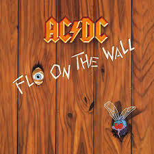 AC/DC-FLY ON THE WALL LP VG COVER VG