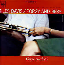 DAVIS MILES-PORGY AND BESS LP VG COVER G