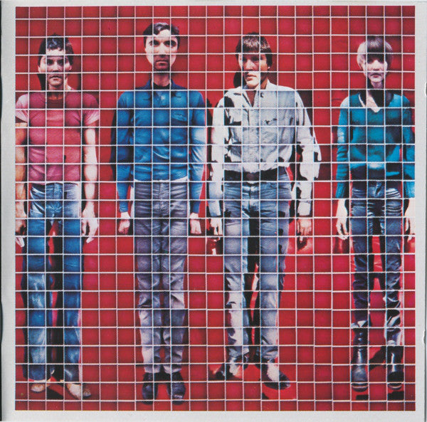 TALKING HEADS-MORE SONGS ABOUT BUILDINGS & FOOD CD VG