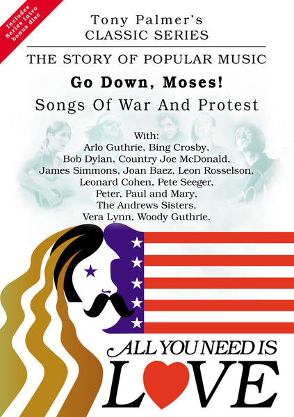 ALL YOU NEED IS LOVE VOL.11-GO DOWN MOSES 2DVD VG