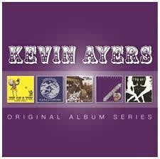 AYERS KEVIN-ORIGINAL ALBUM SERIES 5CD G