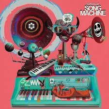 GORILLAZ-SONG MACHINE SEASON ONE 2CD *NEW*