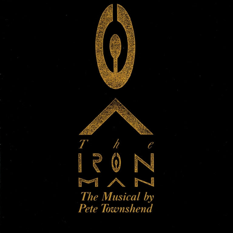TOWNSHEND PETE-THE IRON MAN VINYL NM COVER G UK PRESSING