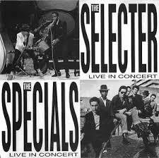 SELECTER THE/SPECIALS THE- LIVE IN CONCERT CD VG