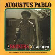 PABLO AUGUSTUS-ROCKERS AT KING TUBBY'S LP *NEW*
