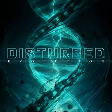 DISTURBED-EVOLUTION LP *NEW*