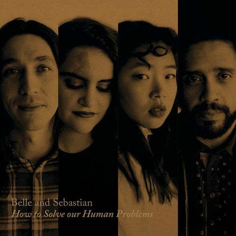 BELLE & SEBASTIAN- HOW TO SOLVE OUR HUMAN PROBLEMS PART ONE EP LP *NEW*