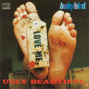 BABYBIRD-UGLY BEAUTIFUL CD VG
