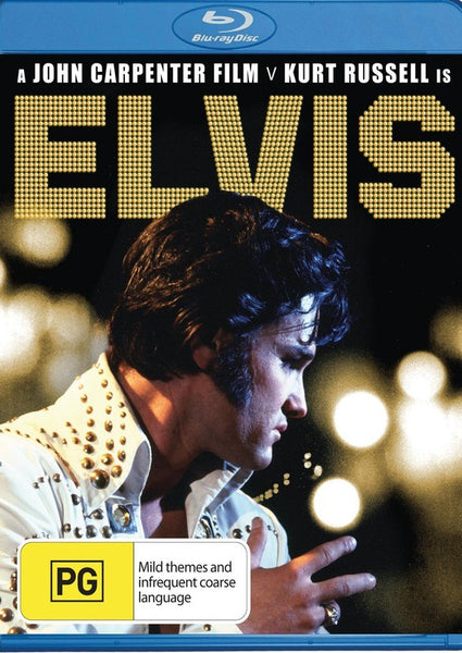 ELVIS BLURAY VG