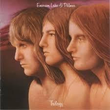 EMERSON LAKE & PALMER-TRILOGY CD VG+