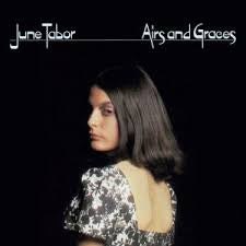 TABOR JUNE-AIRS AND GRACES CD *NEW*