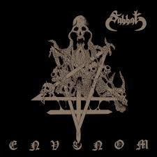SABBAT-ENVENOM LP NM COVER EX