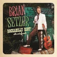 SETZER BRIAN-ROCKABILLY RIOT! CD *NEW*