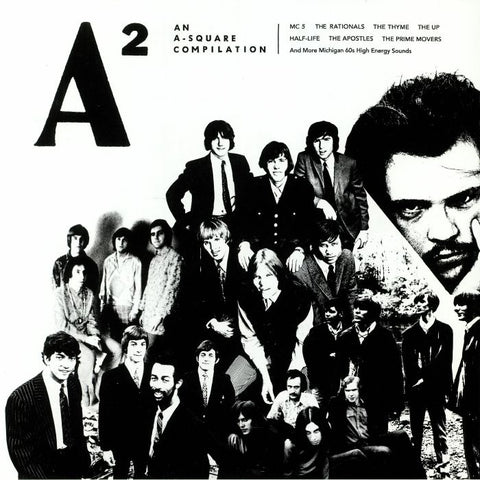 A2: AN A-SQUARE COMPILATION-VARIOUS ARTISTS 2LP *NEW*