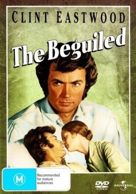 BEGUILED THE DVD VG