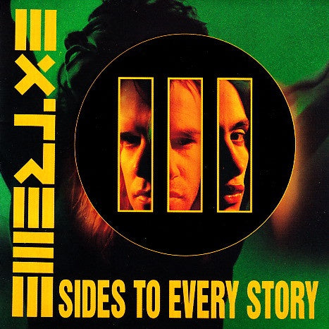 EXTREME-III SIDES TO EVERY STORY CD VG