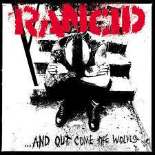 RANCID-...AND OUT COME THE WOLVES LP *NEW*
