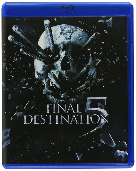 FINAL DESTINATION 5 - BLURAY + DVD VG