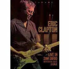 CLAPTON ERIC-LIVE IN SAN DIEGO BLURAY *NEW*