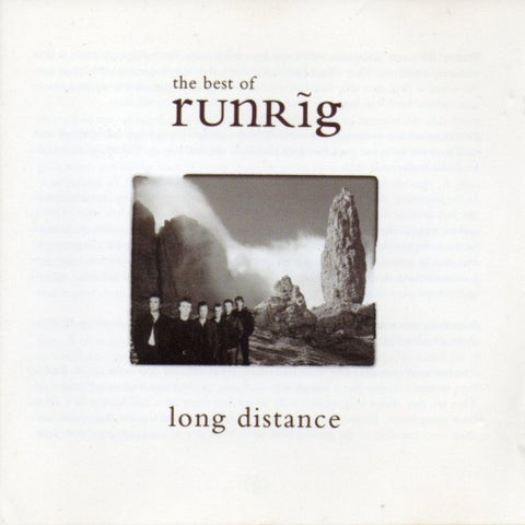 RUNRIG-LONG DISTANCE THE BEST OF CD VG+