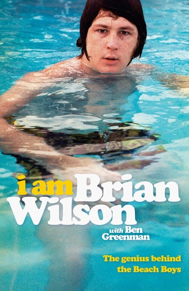 WILSON BRIAN-I AM BRIAN WILSON BOOK *NEW*