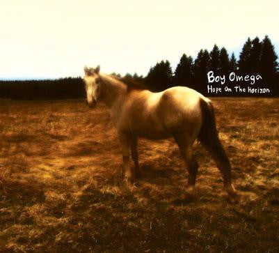 BOY OMEGA-HOPE ON THE HORIZON CD *NEW*