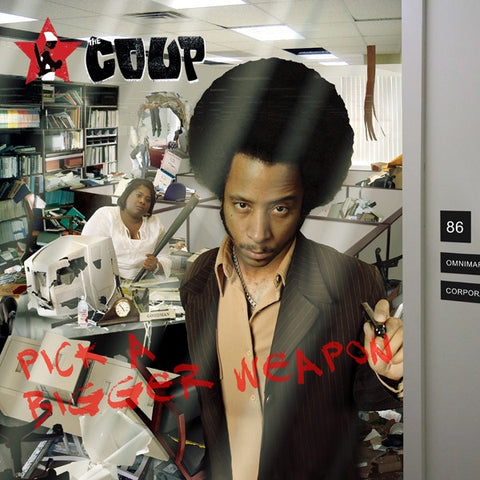 COUP THE-PICK A BIGGER WEAPON CD VG