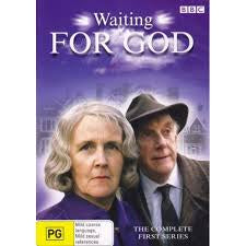 WAITING FOR GOD-COMPLETE FIRST SERIES DVD VG