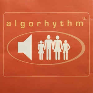 ALGORHYTHM 2 CD VG