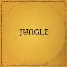 JUNGLE-FOR EVER YELLOW VINYL LP *NEW*