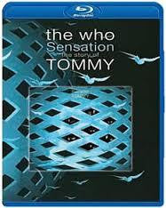 WHO THE-SENSATION THE STORY OF TOMMY BLURAY *NEW*