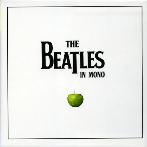 BEATLES THE-THE BEATLES IN MONO 13CD BOXSET NM