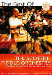 SCOTTISH FIDDLE ORCHESTRA-THE BEST OF DVD *NEW*